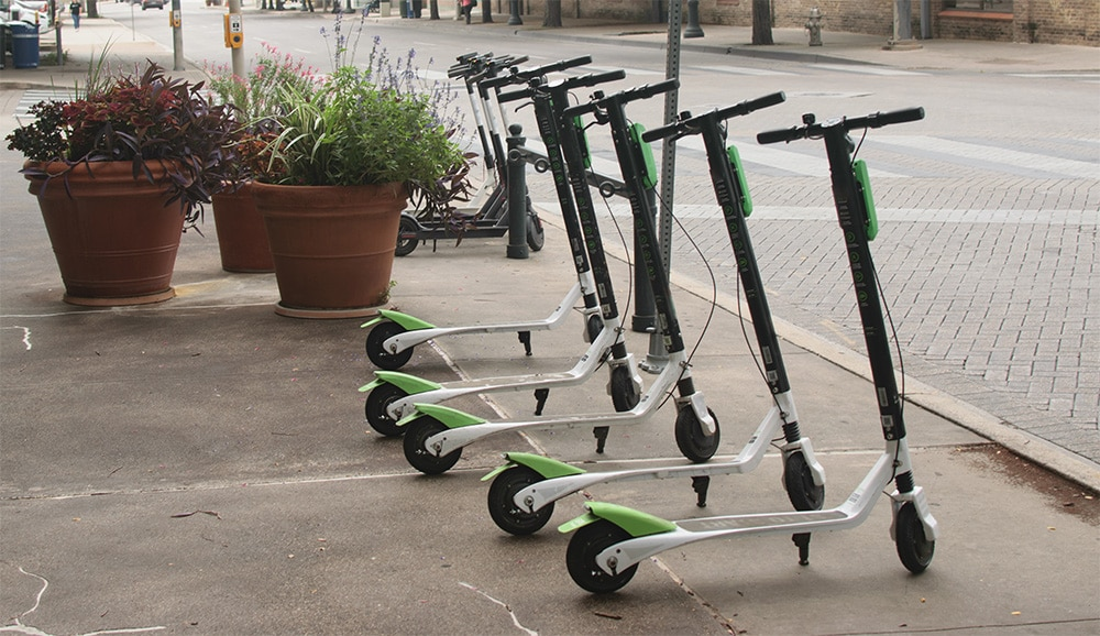 Dallas Electric Scooters