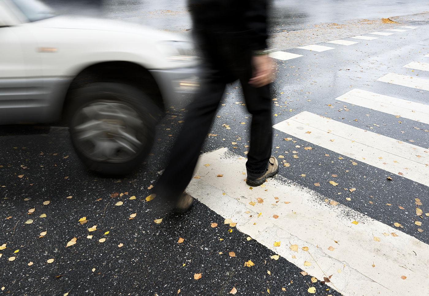 Pedestrian Deaths
