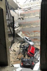 crane parking