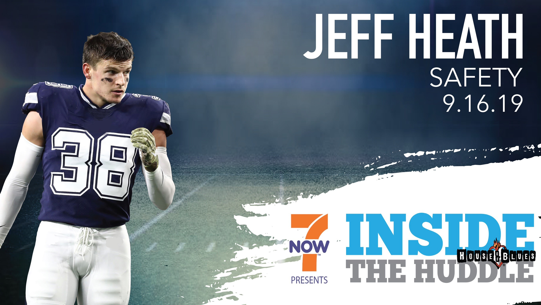 Jeff Heath Inside The Huddle