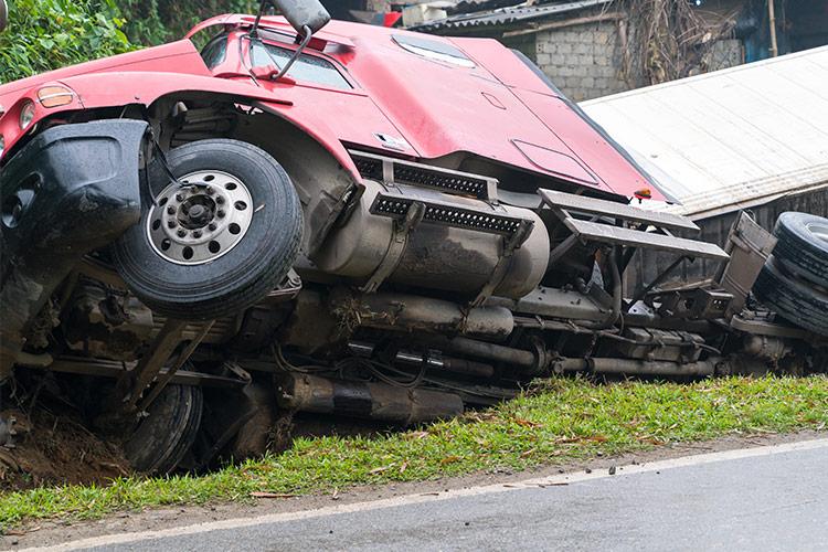 18 Wheeler Accident