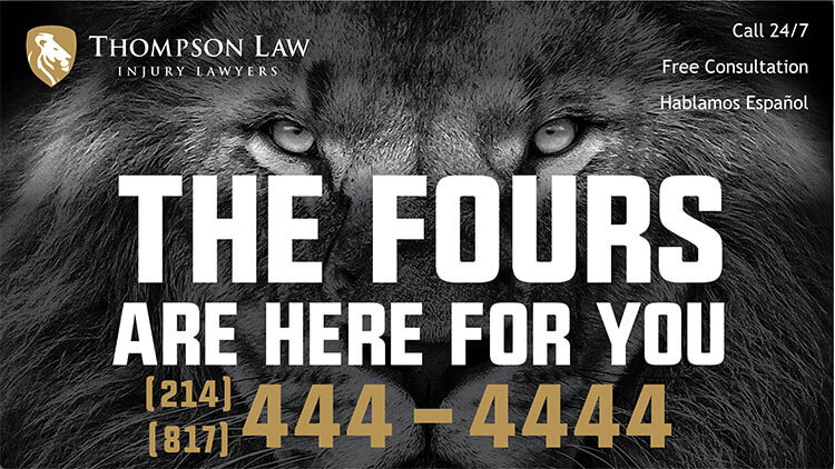 The Fours Are Here For You