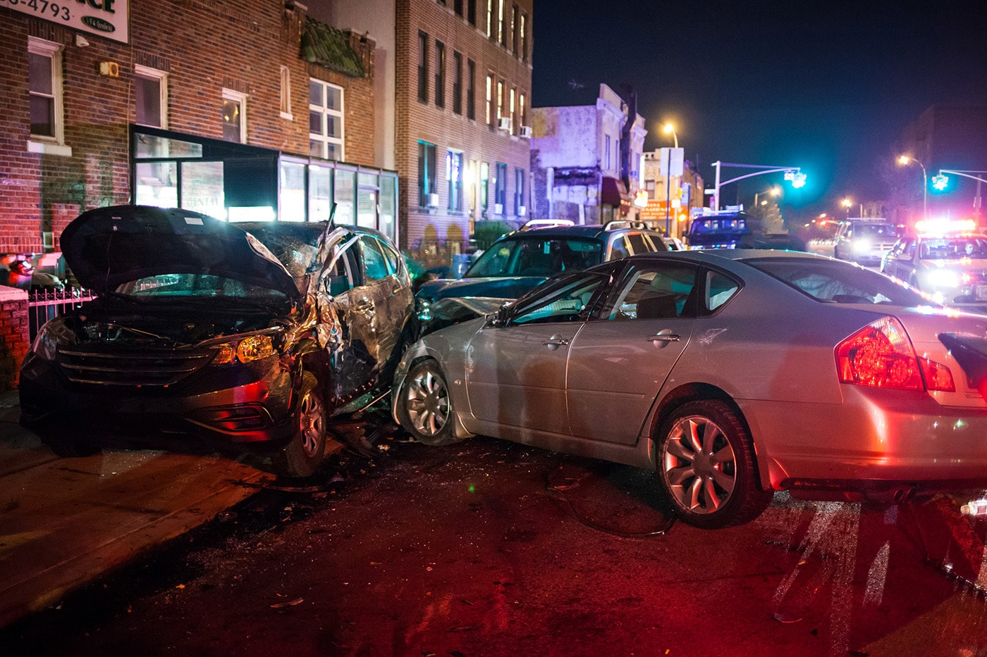 Guía de ayuda para accidentes automovilísticos