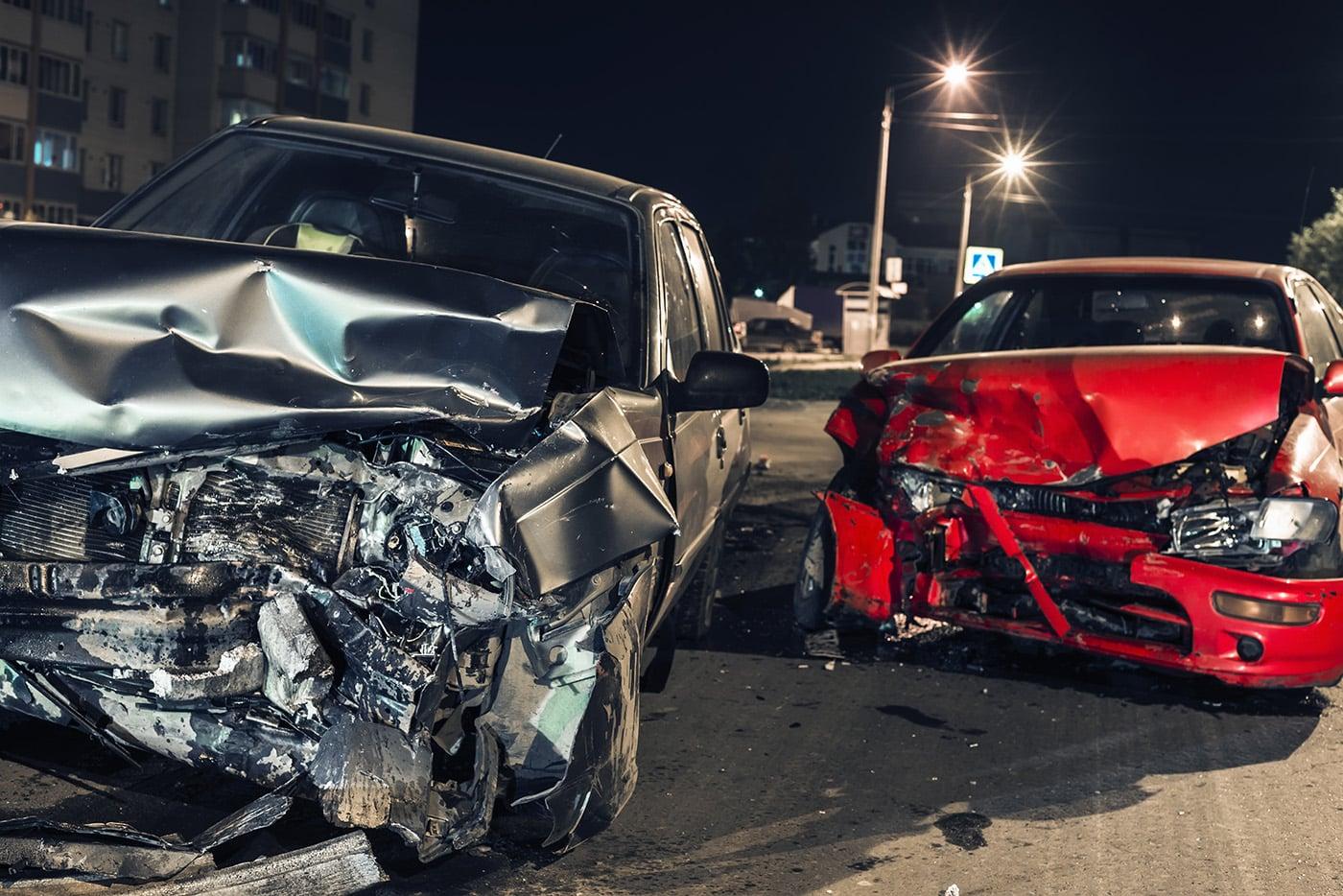 Uninsured car accident guide.
