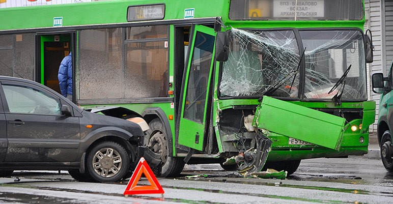 Bus accidents and Farmers Insurance