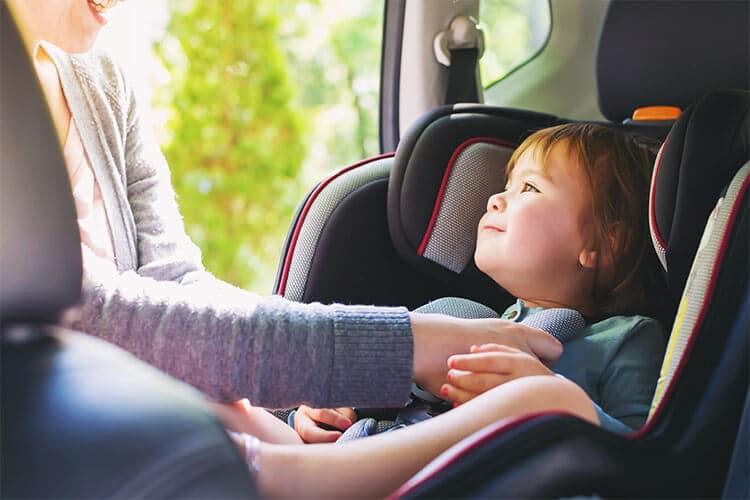 Fallo del asiento del automóvil