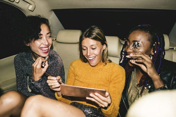 viaje compartido uber lyft