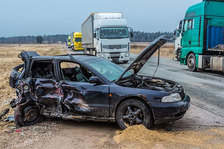 Thompson Law's 2019 truck accident guide