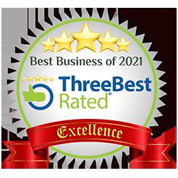 best business of 2021 award
