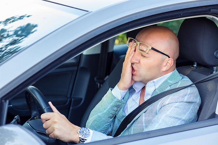 culpa en un accidente automovilístico