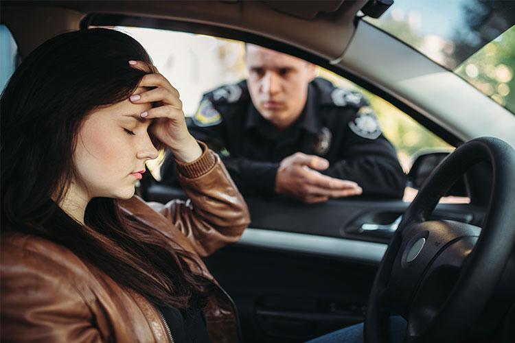 Unlicensed Driver