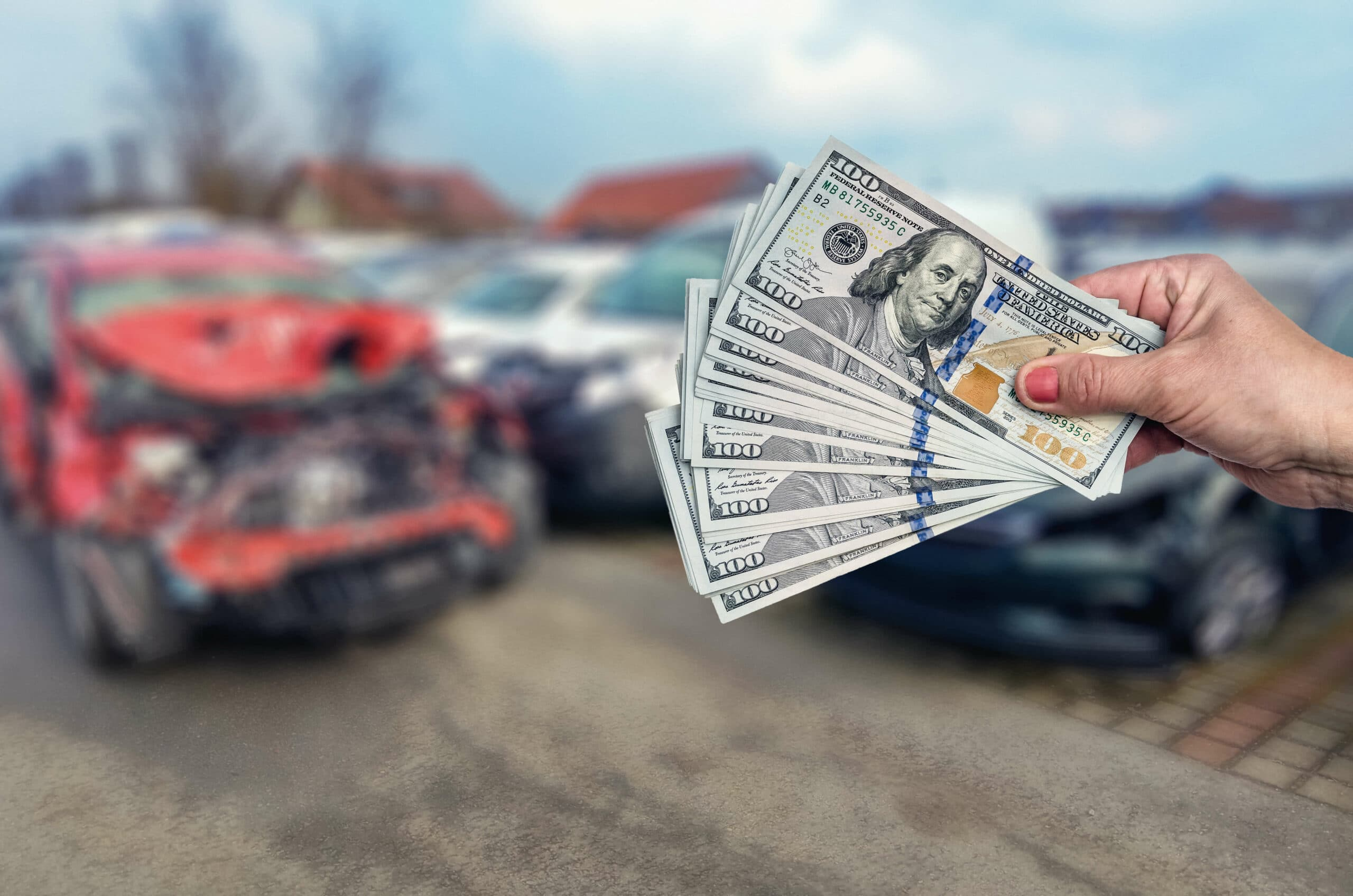 car accident cost