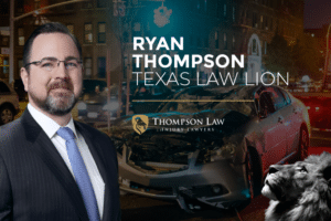 Ryan Thompson Texas Law Lion