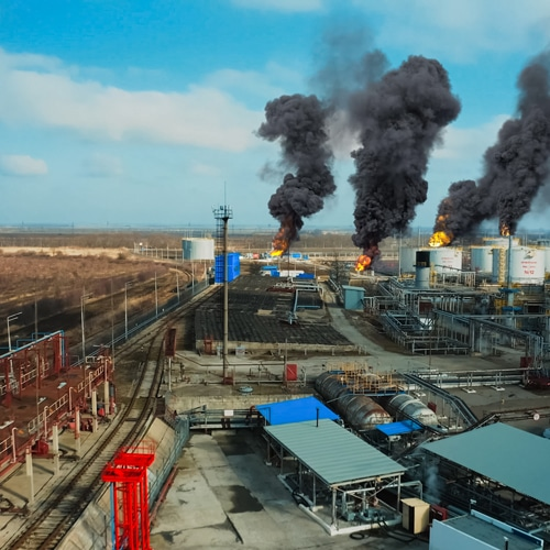plant and refinery accidents